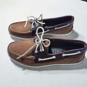 Sperry top sider boat shoes NWOT